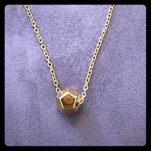 Rebecca Minkoff Cube Necklace